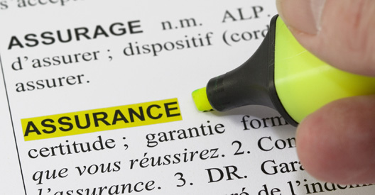 Demande de suspension d'un contrat d'assurance