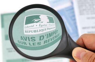 Certificat de non Imposition