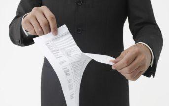 Résiliation d'abonnement de Contrat d'entretien