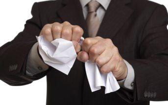 Annulation de vente suite à un refus de crédit