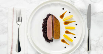 La renommée de la gastronomie française