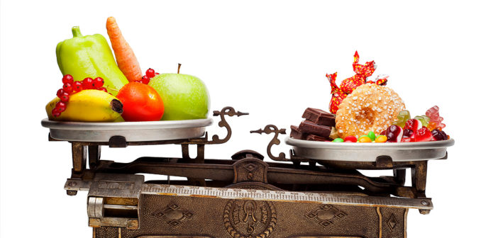 Ne manger que la nutrition dont le corps a besoin