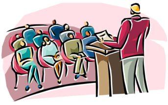 Modèle de convocation à une assemblée générale
